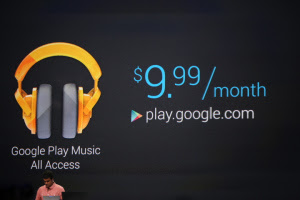"Google Luncurkan Layanan Berlangganan ""Google Play Music All Access"""