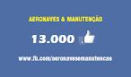 """""""Aeronaves & Manutenção"""" no Facebook:"""