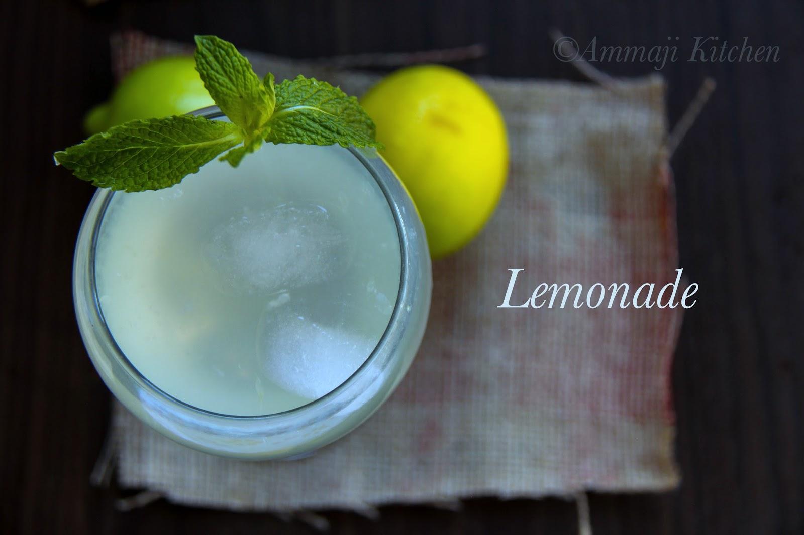 Lemonade | Nimbu Pani