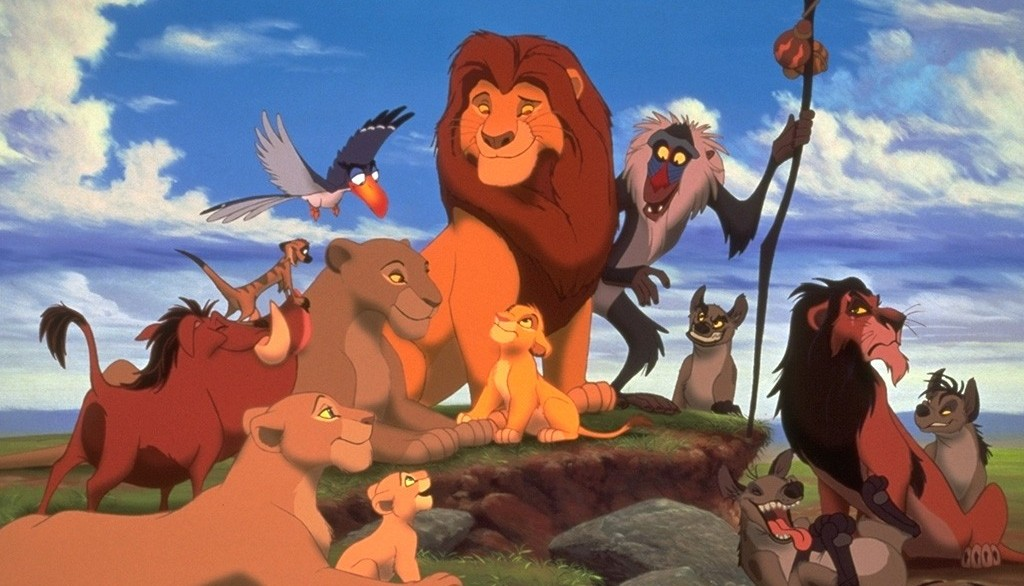Mendelsons Memos  The eternal problem with The Lion King