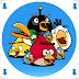 Mewarnai Gambar Angry Birds
