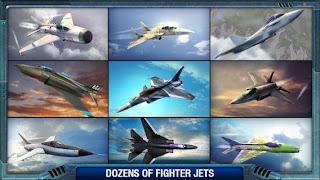 تحميل لعبة الطائرات القتالية الأكثر تطوراً للايفون والايباد والايبود تاتش مجاناً MetalStorm: Online free IPA 5.2.0