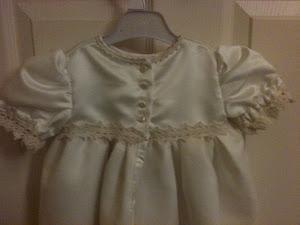 Ben's Christening gown