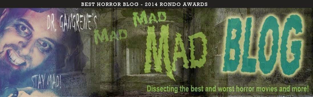 Dr. Gangrene's Mad Blog