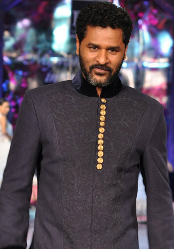Prabhu Deva at IIFA 2013