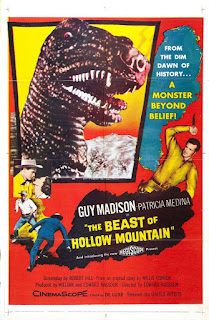 Watch The Beast of Hollow Mountain (1956) movie free online
