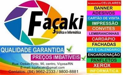 Façaki - Gráfica e Informática