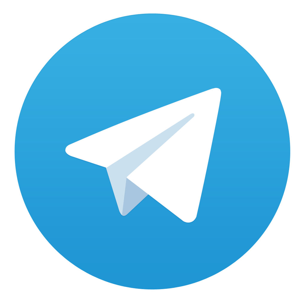 Telegram App logo Icon