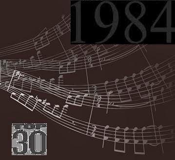 Top 30 zene 1984 szubjektív