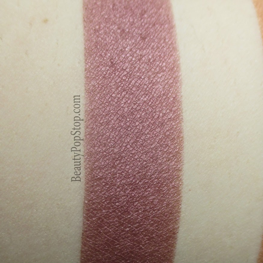 MAC Moody Blooms Hidden Motive eye shadow swatch