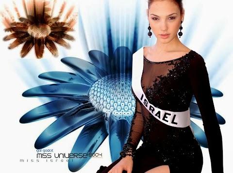 Miss Universe Israel 2004 es la nueva Mujer Maravilla