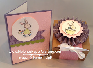 Everybunny Easter Card and Coordinating Gift Box