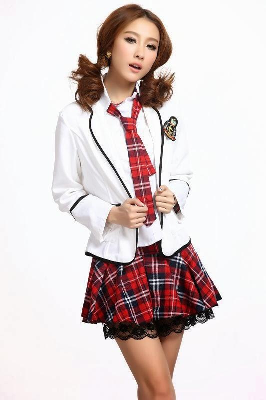 Amado I have a Dream: Uniforme Escolar + Como cuidar das jaquetas de couro. FN54
