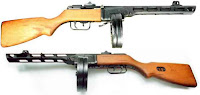 PPSh-41 submachine gun