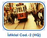 İSTİKLAL CADDESİ HQ2