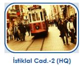 İSTİKLAL CADDESİ HQ2