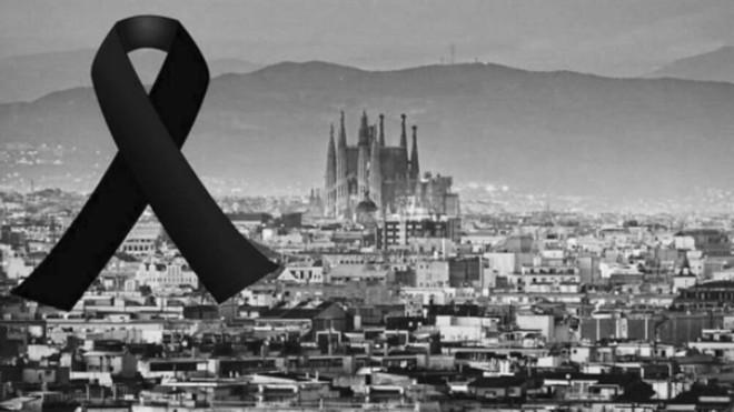 SOLIDARIDAD CON LAS VICTIMAS DEL ATENTADO TERRORISTA DE BARCELONA