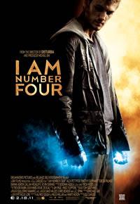 Eu sou o número 4,mega interessante,filme,ação,ficção científica,download