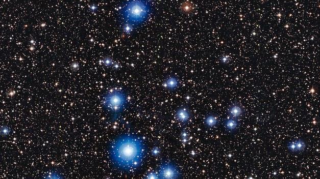 ¿Que son las estrellas?