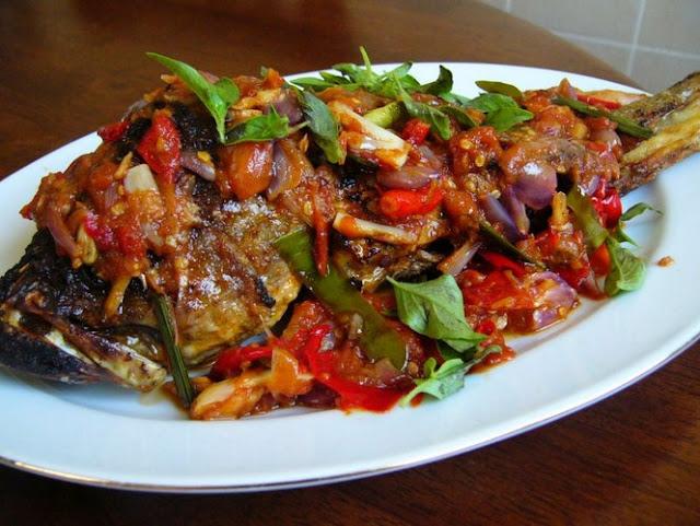 Resep Ikan Goreng Rica-rica Khas Manado, Cara Membuat Ikan Goreng Rica-rica