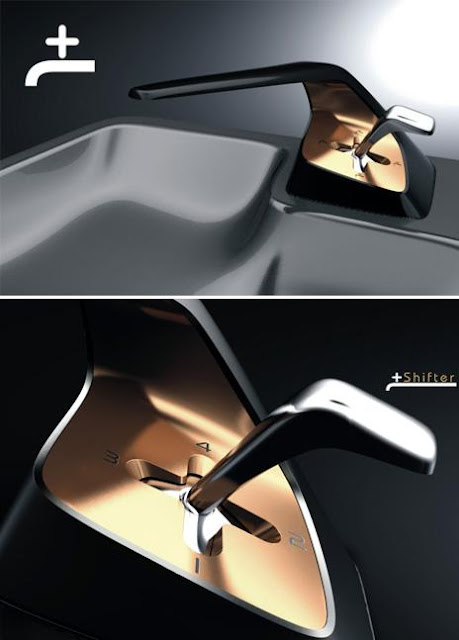 Modern Bathroom Faucets and Creative Kitchen Faucets (15) 5