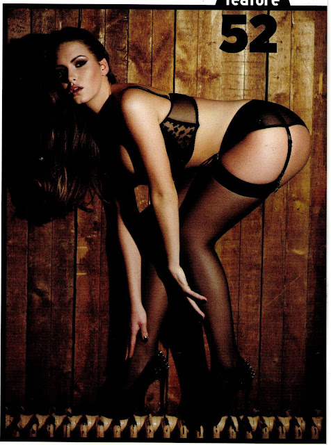 Sabine Jemeljanova – Loaded Magazine (February 2013)