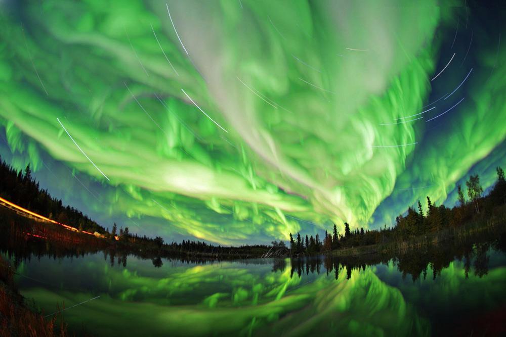 Aurora Hidden Lake Territorial Park