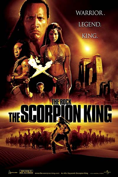 Ver El Rey Escorpión 1 (2002)  Audio Latino