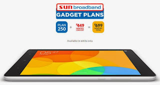 Sun Broadband Offers Xiaomi Mi Pad for Only Php449