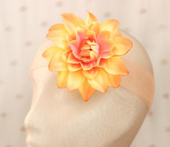Colección Comemeriendas - Banda crin flor