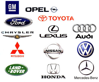 Car Logo Toyota