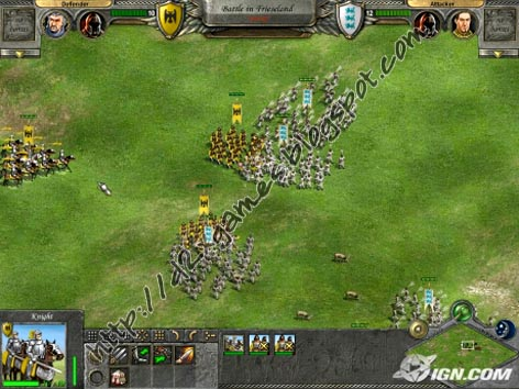 Free Download Games - Knights Of Honor
