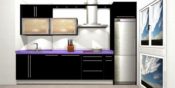 Muebles de cocina muebles de ba o y armarios empotrados for Oferta cocina completa