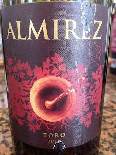 almirez-2010-toro-tinto