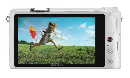 3.7-Inch Touchscreen LCD Display
