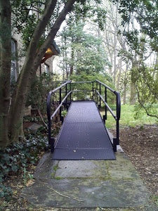 Custom Handicap Ramps