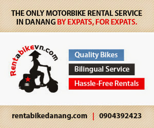 Rent a Bike Danang