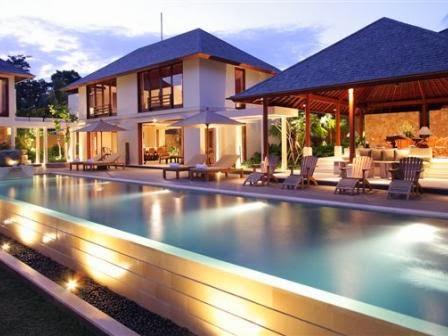 Bali Seminyak villa Situ