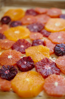 Recipe for Marmalade Tart from Big Sur Bakery Cookbook © dinners with friends