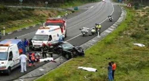 Imagem sobre o falso acidente de Shakira