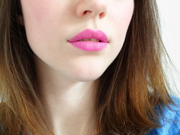 Connu Beauty & Gibberish: Le cas du rouge à lèvres rose à priori importable JP97