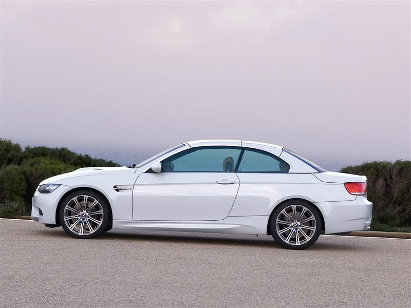 2009 BMW M3 Convertible  CAR REPORT