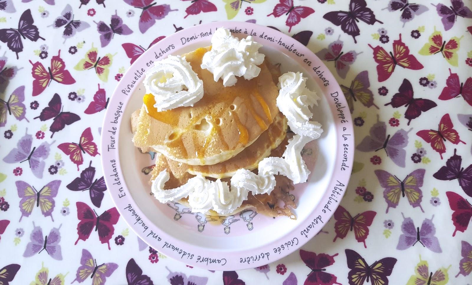 Jamie Oliver American Pancakes