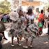 Tito Bejaran realiza tarde de carnaval infantil Parque Reloj Montecristi