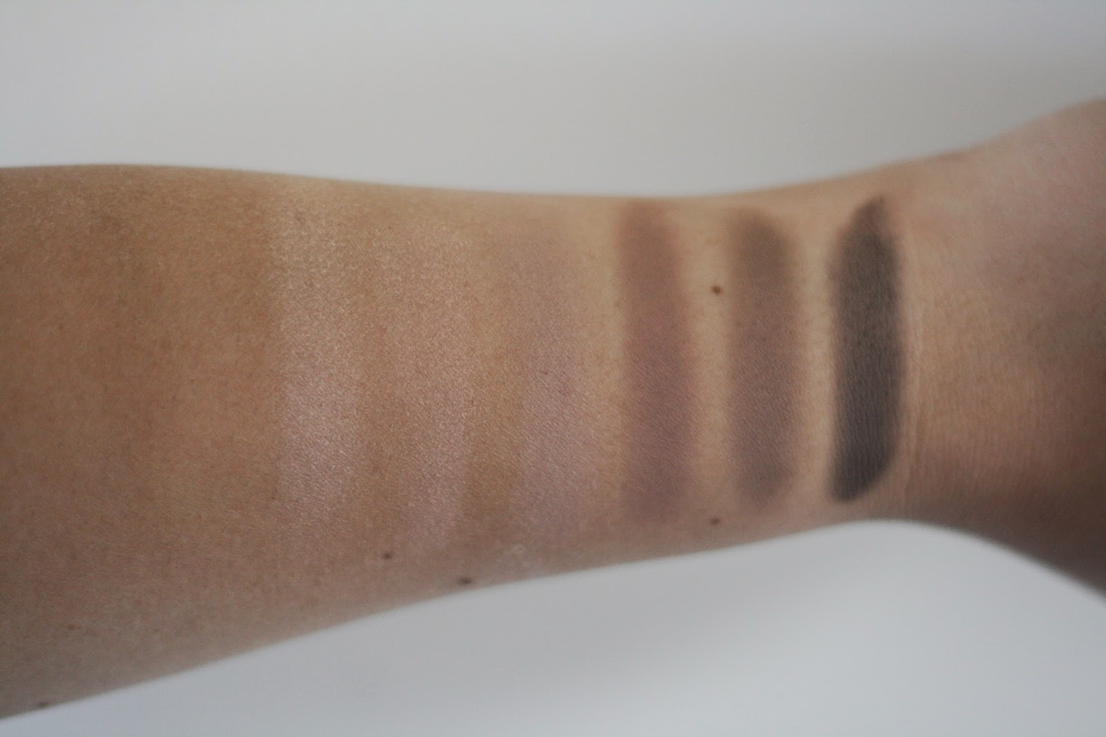 Urban Decay, Swatches, Basic Palette, Urban Decay Basic Palette