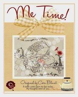 Me Time. Pattern