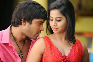 Isha chawla and Swathi dixit romantic stills from movie Jump Julani with Allari Naresh