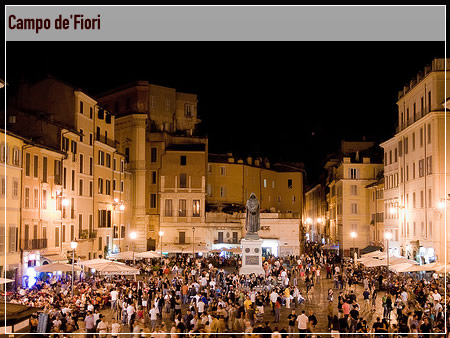campo de fiori rome nightlife guide - photo#7