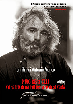 PINO BERTELLI: RITRATTO DI UN FOTOGRAFO DI STRADA - un film di Antonio Manco