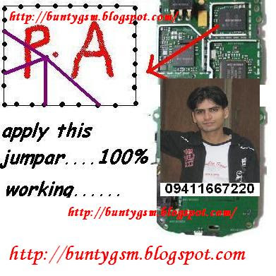 Download Nokia 1280, 1202, 1616, 1661 PF/network ic Jumper Solution ...